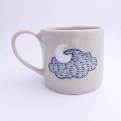 Tasse La tête dans les nuages